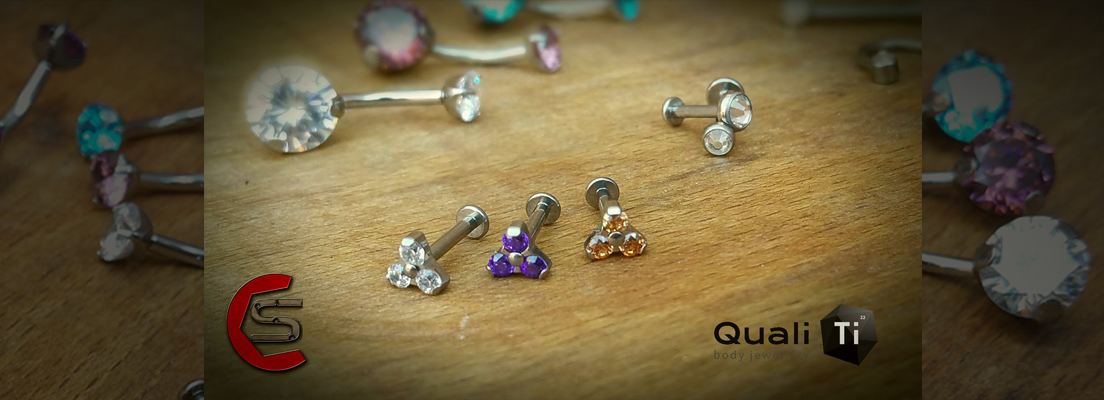 QUALI-TI Body Jewelry